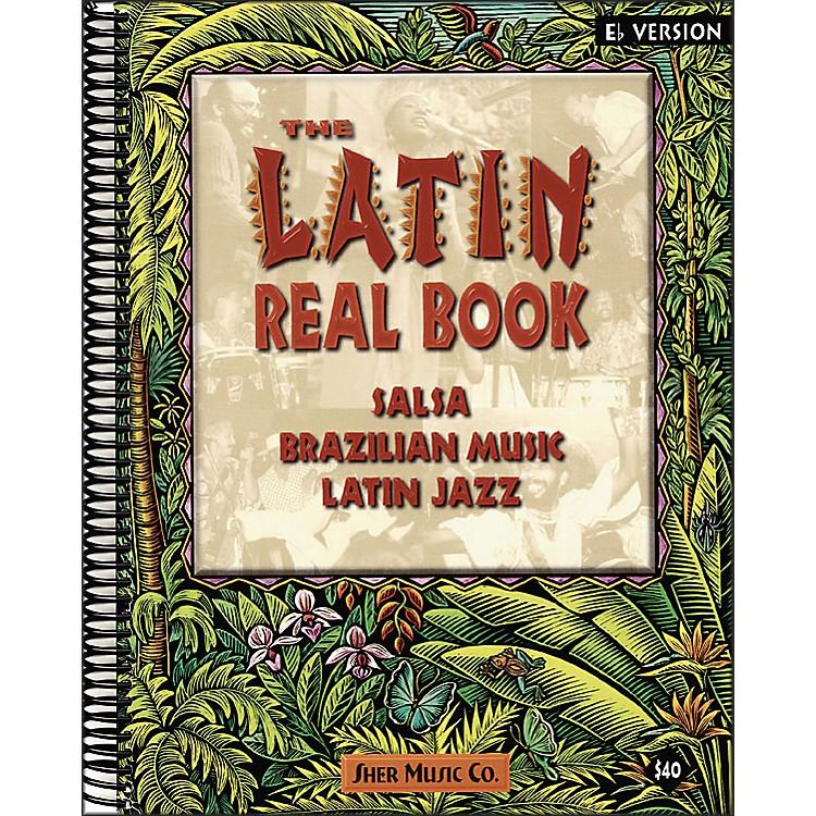 Hal LeonardThe Latin Real Book B-Flat Edition