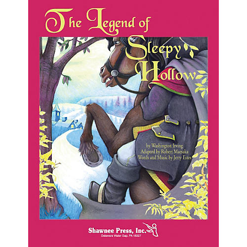 Shawnee Press The Legend of Sleepy Hollow Accomp/Performance Cd