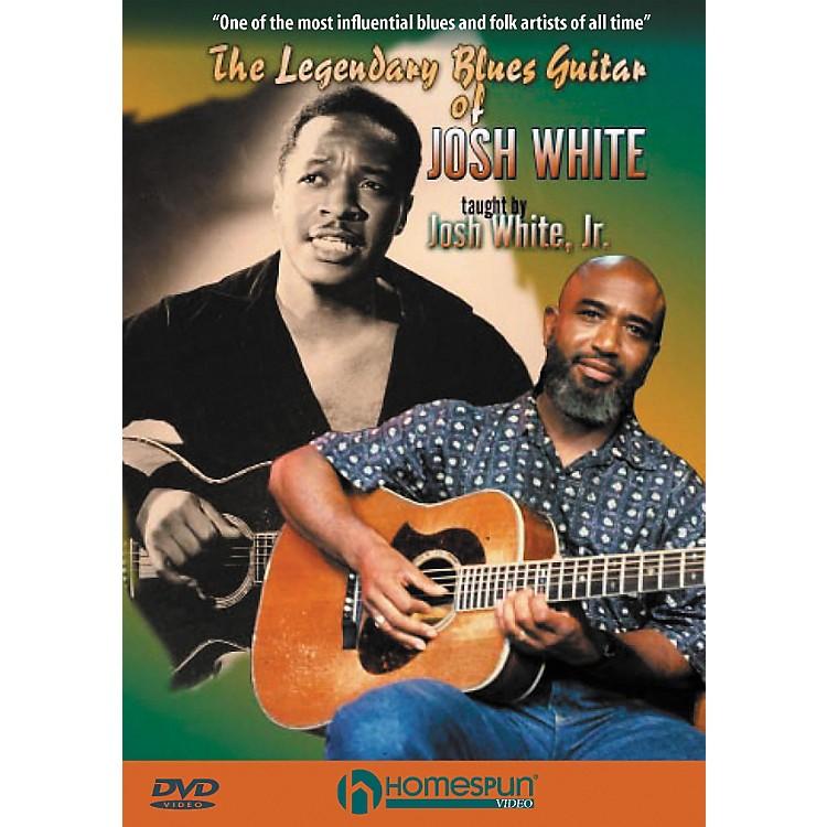HomespunThe Legendary Blues Guitar Of Josh White (DVD)