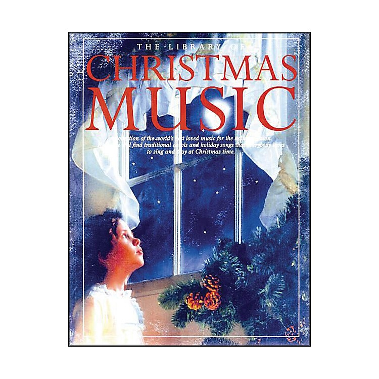 Music SalesThe Library Of Christmas Music