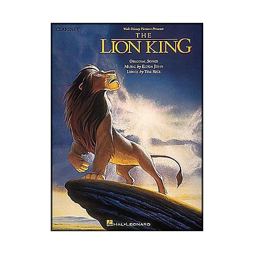 Hal Leonard The Lion King for Clarinet-thumbnail