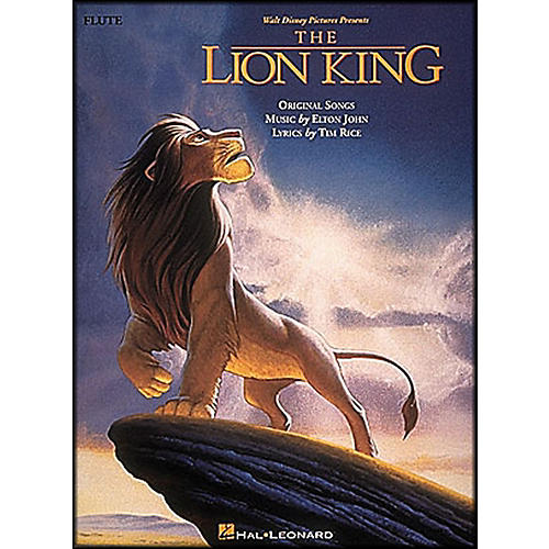 Hal Leonard The Lion King for Flute