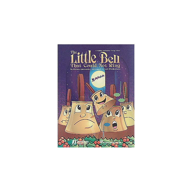 Hal Leonard The Little Bell That Could Not Ring - Student 5-Pak