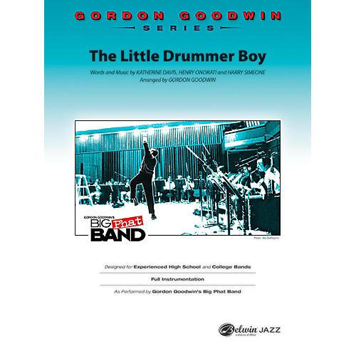 BELWIN The Little Drummer Boy Jazz Ensemble Grade 6 (Professional / Very Advanced)-thumbnail