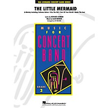 Hal Leonard The Little Mermaid - Young Concert Band Series Level 3 arranged by Jay Bocook