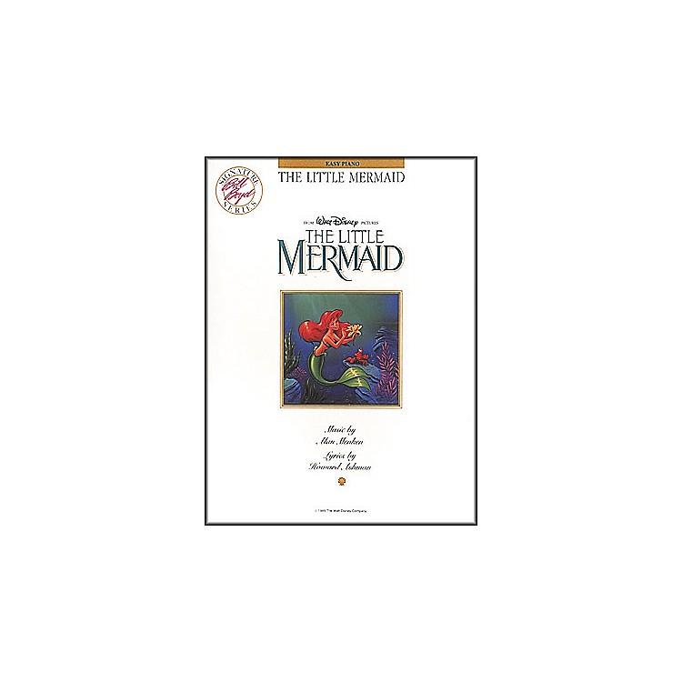 Hal LeonardThe Little Mermaid For Easy Piano by Bill Boyd