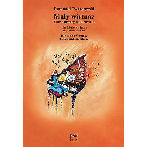 PWM The Little Virtuoso (Easy Pieces for Piano) PWM Series Softcover