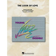 Hal Leonard The Look of Love Jazz Band Level 3 Arranged by John Berry