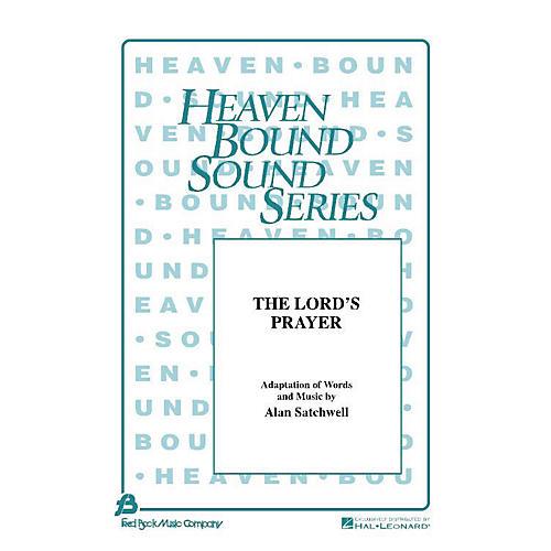 Fred Bock Music The Lord's Prayer (SAB) SAB composed by Alan Satchwell-thumbnail