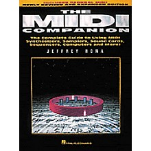 Hal Leonard The MIDI Companion Book