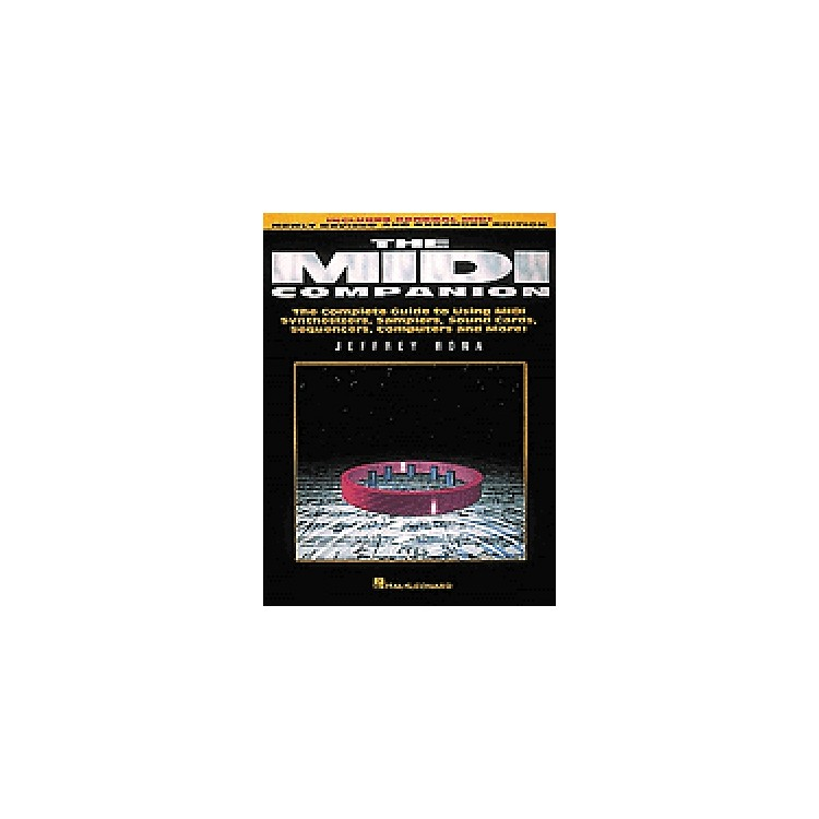 Hal Leonard The MIDI Companion Book