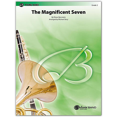 BELWIN The Magnificent Seven 2 (Easy)-thumbnail
