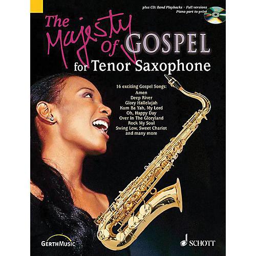 Schott The Majesty of Gospel (16 Great Gospel Songs) Schott Series-thumbnail