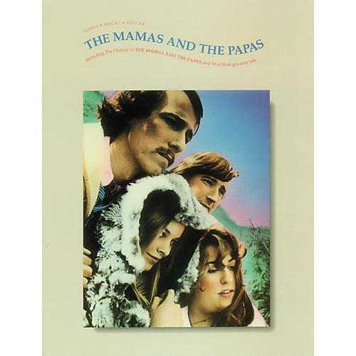 Hal Leonard The Mamas and the Papas Book-thumbnail
