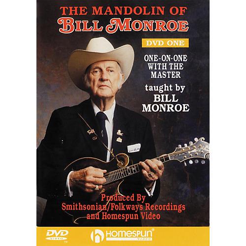 Homespun The Mandolin of Bill Monroe 1 (DVD)-thumbnail