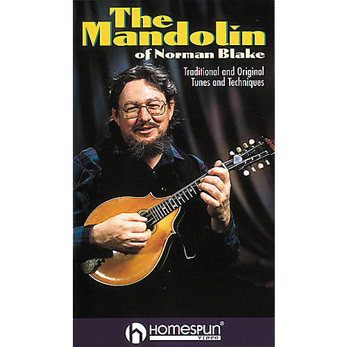 Hal Leonard The Mandolin of Norman Blake-thumbnail
