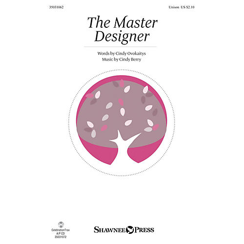 Shawnee Press The Master Designer UNIS composed by Cindy Berry-thumbnail