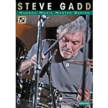 Hudson Music The Master Series - Master Classes by Master Drummers DVD with Steve Gadd