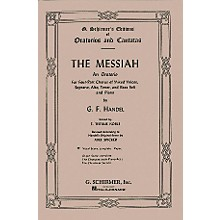 G. Schirmer The Messiah