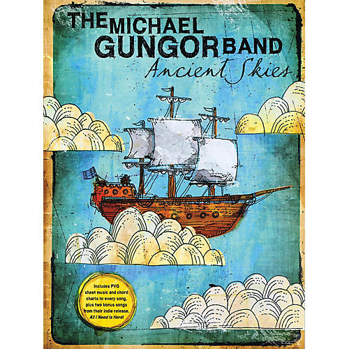 Hal Leonard The Michael Gungor Band - Ancient Skies Sacred Folio Series Softcover by The Michael Gungor Band-thumbnail