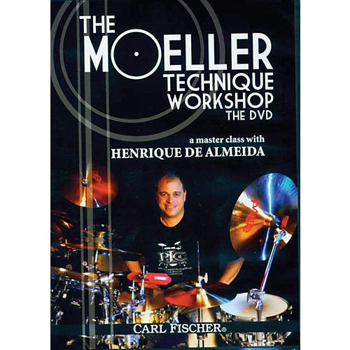 Carl Fischer The Moeller Technique Workshop DVD