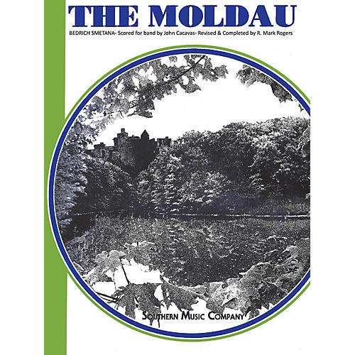 Southern The Moldau (Band/Concert Band Music) Concert Band Level 5 Arranged by John Cacavas