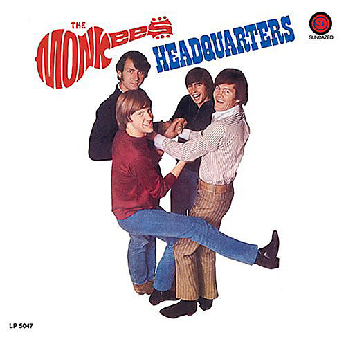 Alliance The Monkees - Headquarters