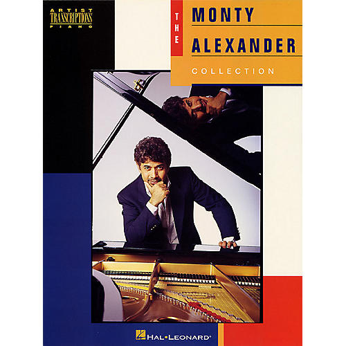 Hal Leonard The Monty Alexander Collection Artist Transcriptions Series Performed by Monty Alexander-thumbnail