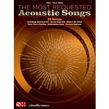 Cherry Lane The Most Requested Acoustic Songs P/V/G Songbook
