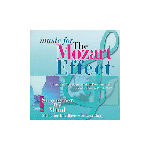 Children's Book Store The Mozart Effect - Volume 1 Strengthen the Mind