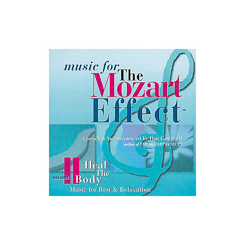 Children's Book Store The Mozart Effect Volume 2 - Heal the Body