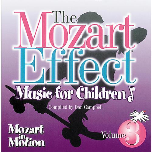 Children's Book Store The Mozart Effect Volume 3 - Unlock the Creative Spirit