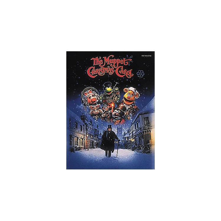 Hal Leonard The Muppet Christmas Carol Piano, Vocal, Guitar Songbook