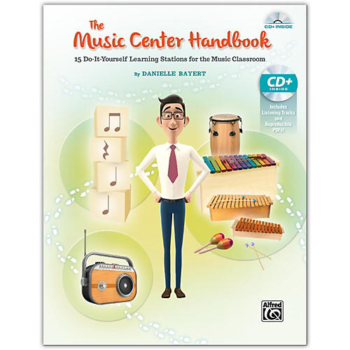 Alfred The Music Center Handbook Book & Data CD-thumbnail