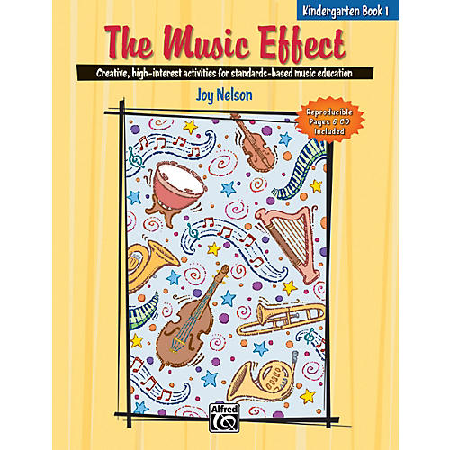 Alfred The Music Effect, 1 Book & CD-thumbnail