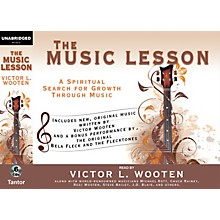 Alfred The Music Lesson by Victor Wooten Audio Book Version - 6 CDs