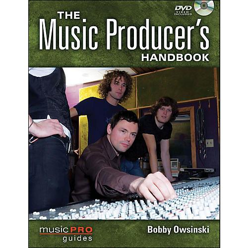 Hal Leonard The Music Producer's Handbook-thumbnail