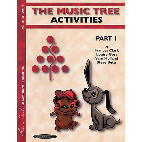Alfred The Music Tree Activities Book Part 1