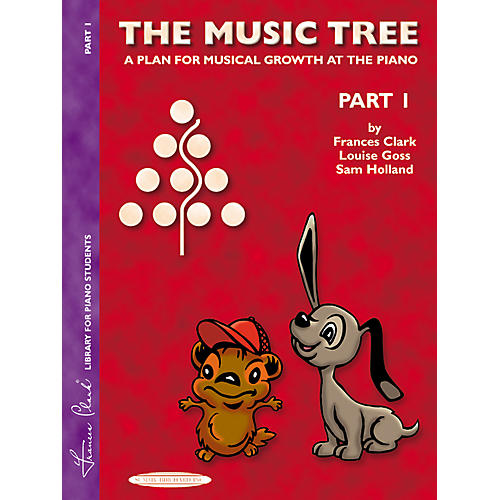 Alfred The Music Tree Student's Book Part 1