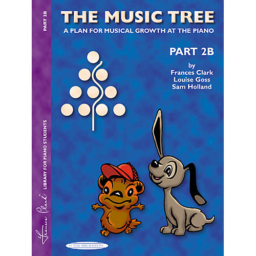 Alfred The Music Tree Student's Book Part 2B