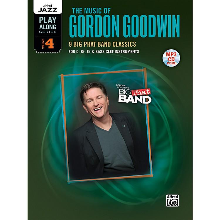 AlfredThe Music of Gordon Goodwin Flexible Instrumentation Book & MP3 CD