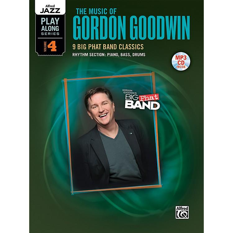 AlfredThe Music of Gordon Goodwin Rhythm Section Book & MP3 CD