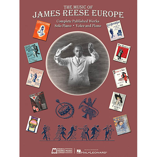 Edward B. Marks Music Company The Music of James Reese Europe E.B. Marks Series Softcover Composed by James Reese Europe-thumbnail