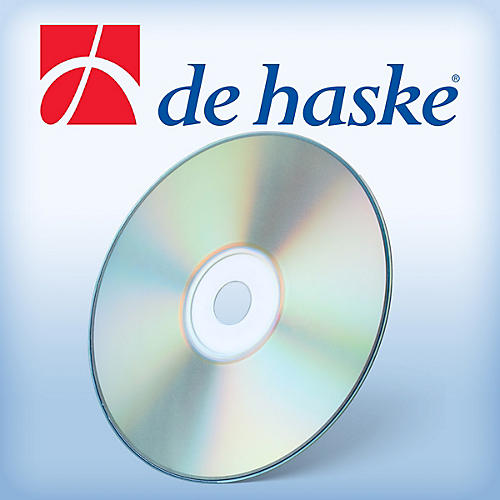 De Haske Music The Music of Jan Van Der Roost - Volume 3 CD Concert Band Composed by Jan Van der Roost-thumbnail