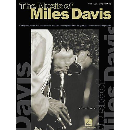 Hal Leonard The Music of Miles Davis-thumbnail
