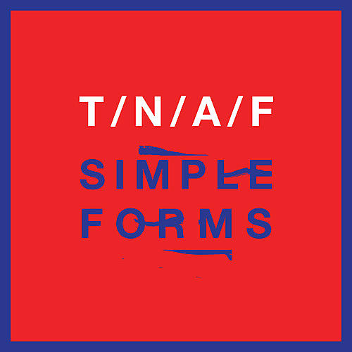 Alliance The Naked and Famous - Simple Forms