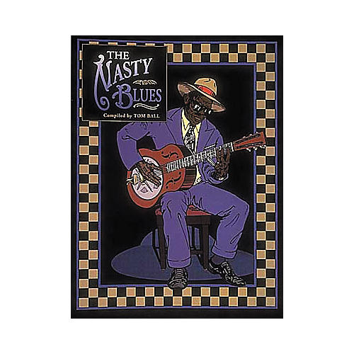 Centerstream Publishing The Nasty Blues Book-thumbnail