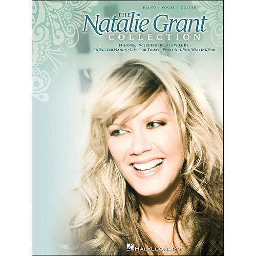 Hal Leonard The Natalie Grant Collection PVG