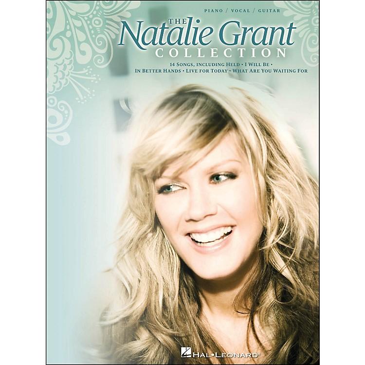 Hal LeonardThe Natalie Grant Collection PVG