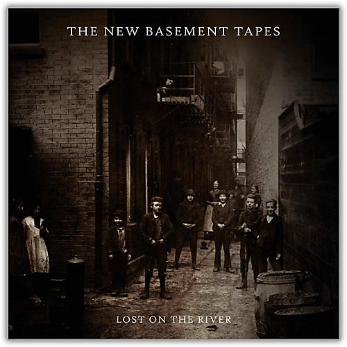 Universal Music Group The New Basement Tapes - Lost on the River Vinyl LP-thumbnail